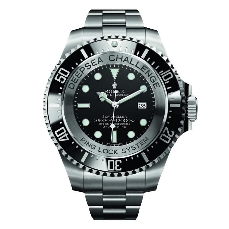 ROLEX Sea-Dweller Deepsea CHALLENGE 01