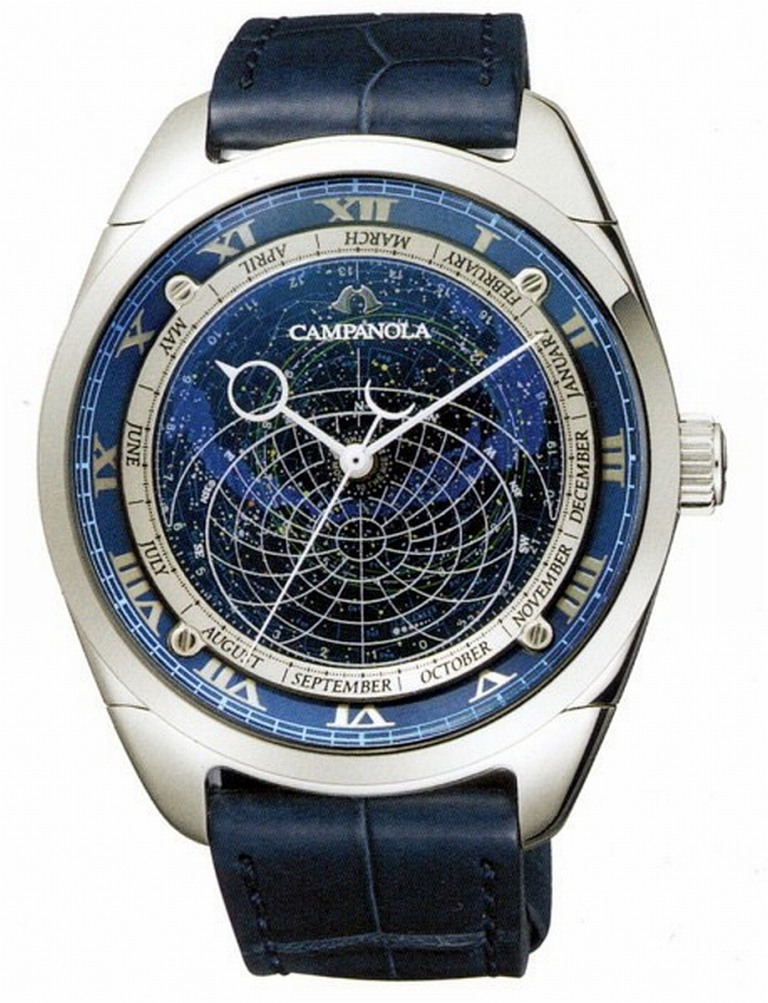 Campanola Cosmosign Watch by Citizen
